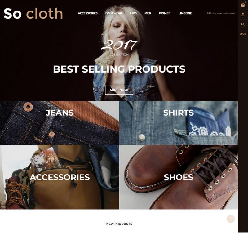 Làm website thời trang 22