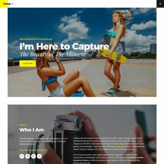 Làm website nhiếp ảnh 16