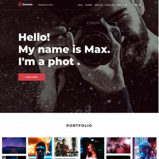 Làm website nhiếp ảnh 24