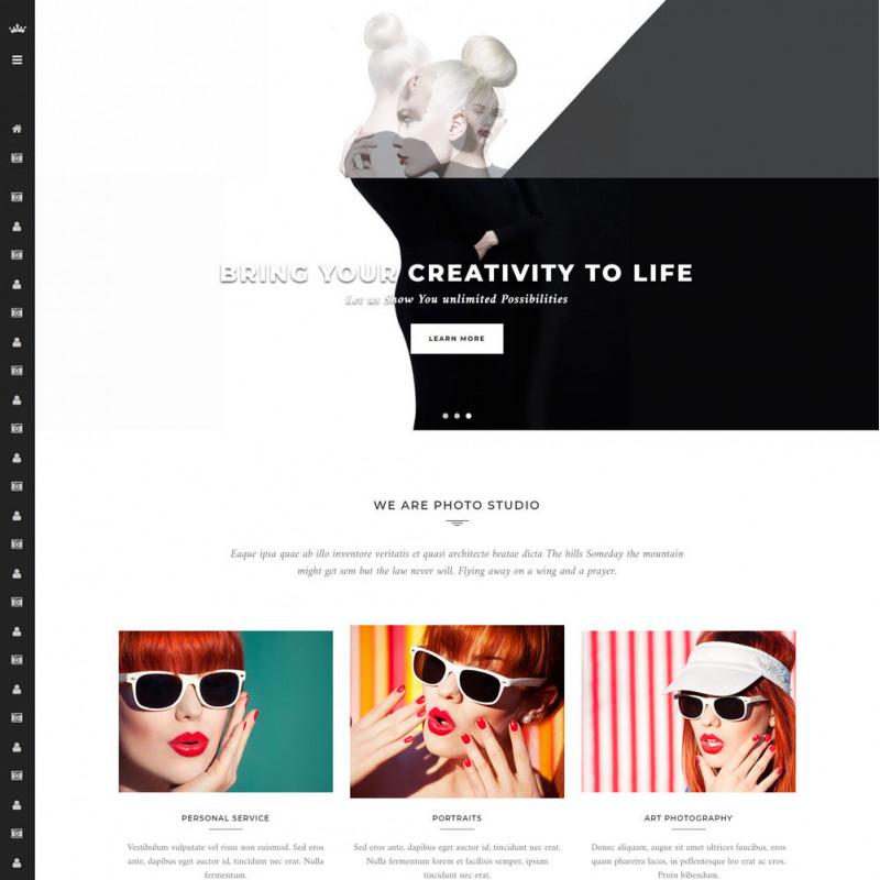 Làm website nhiếp ảnh 29