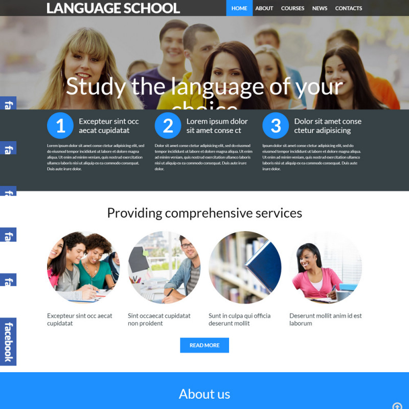 Làm website giáo dục 105