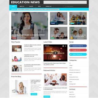 Làm website giáo dục 110