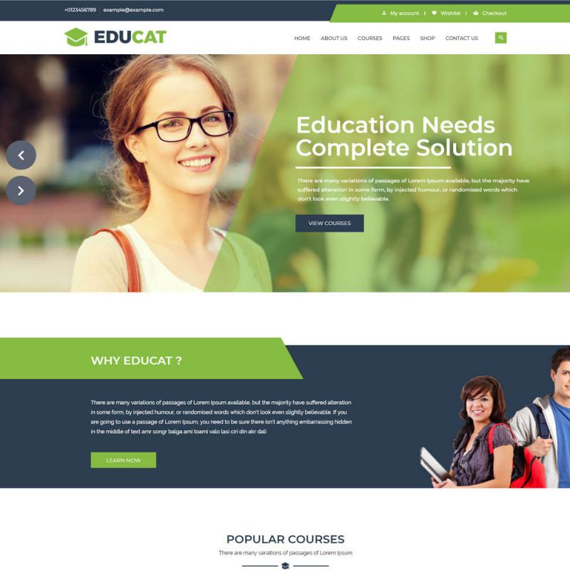 Làm website giáo dục 53