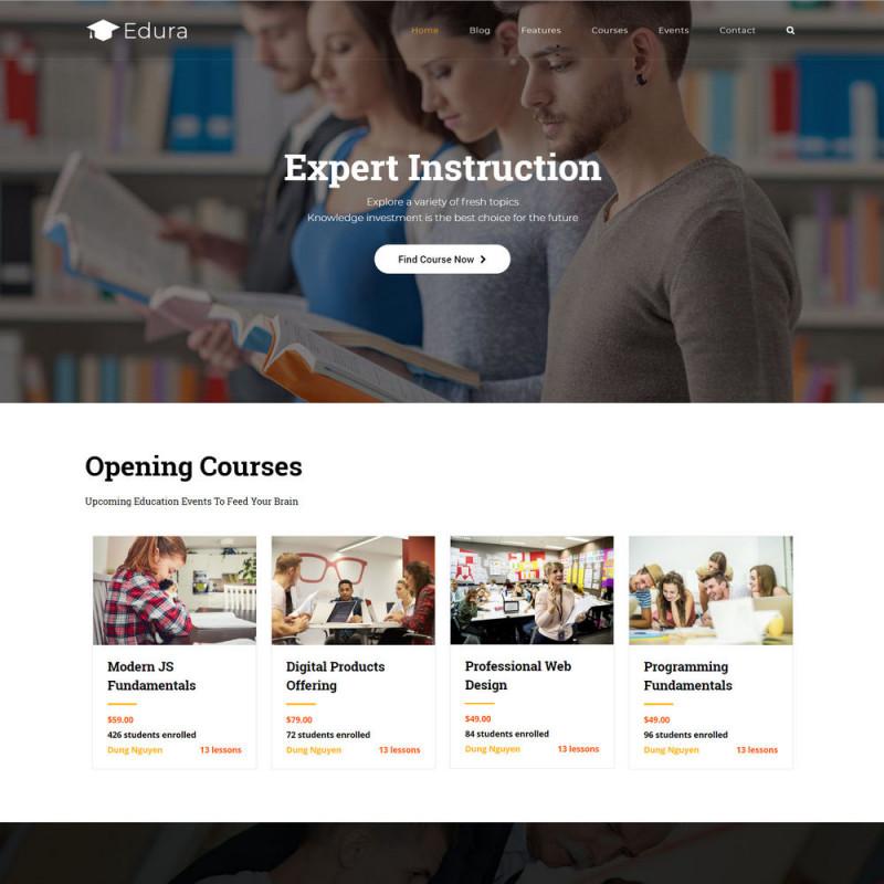 Làm website giáo dục 54