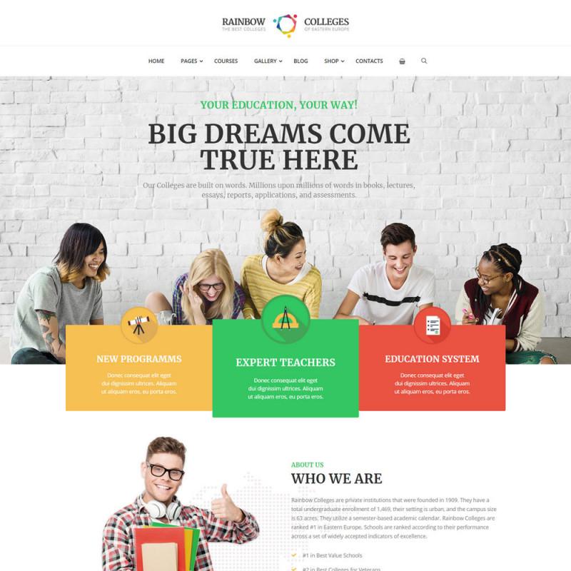 Làm website giáo dục 62
