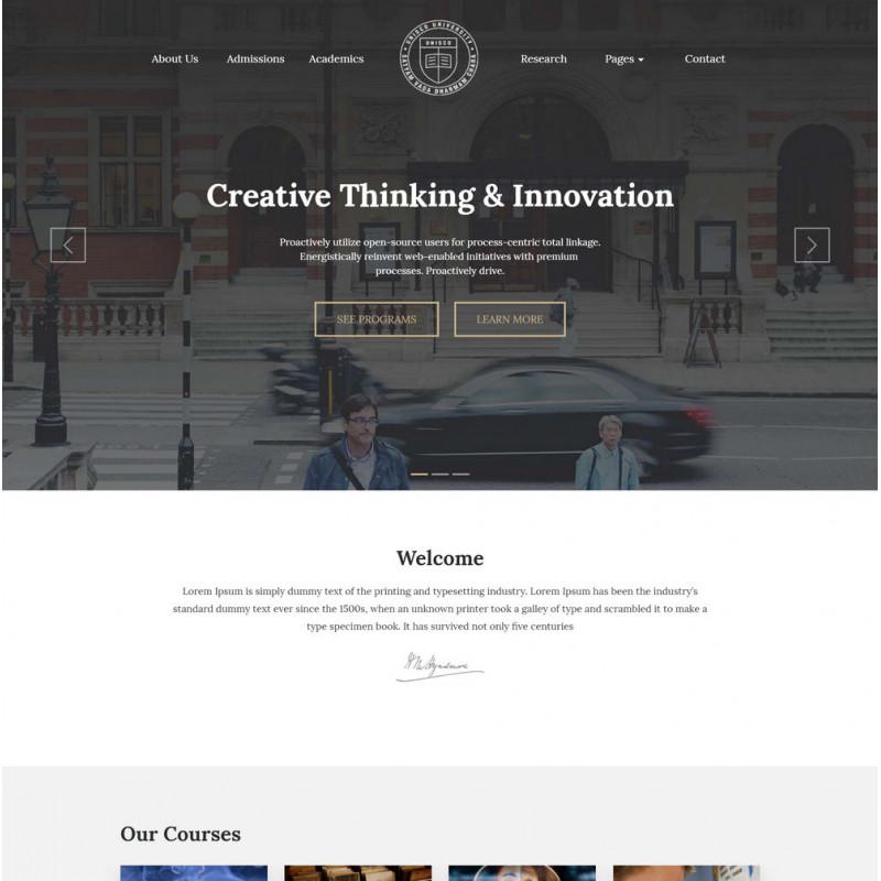 Làm website giáo dục 64