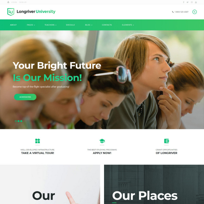 Làm website giáo dục 76