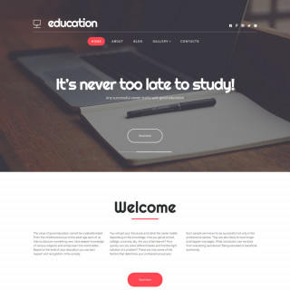Làm website giáo dục 85