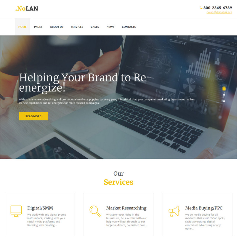 Làm website kinh doanh 101