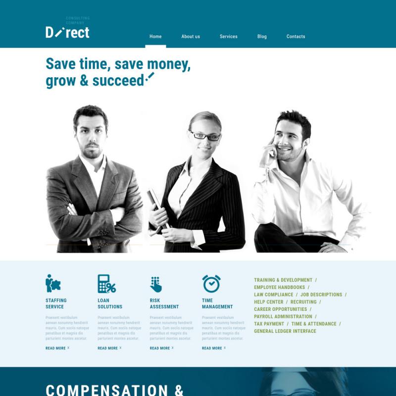 Làm website kinh doanh 106