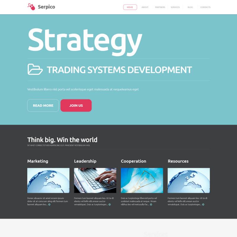 Làm website kinh doanh 112