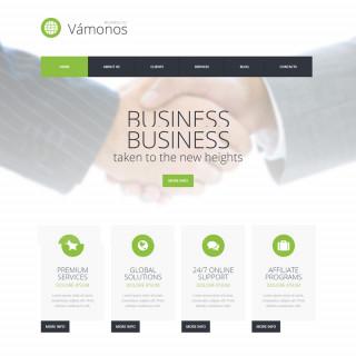Làm website kinh doanh 120
