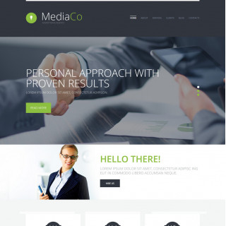 Làm website kinh doanh 123