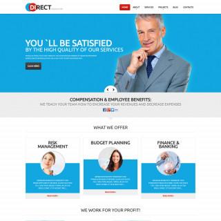 Làm website kinh doanh 134