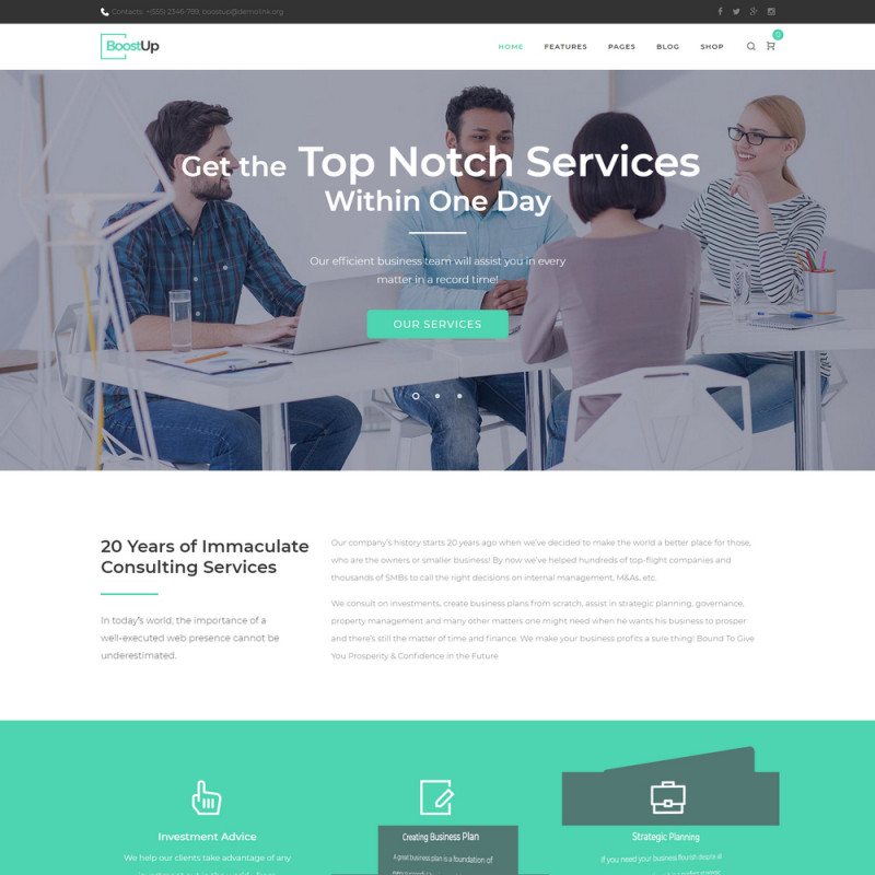 Làm website kinh doanh 60