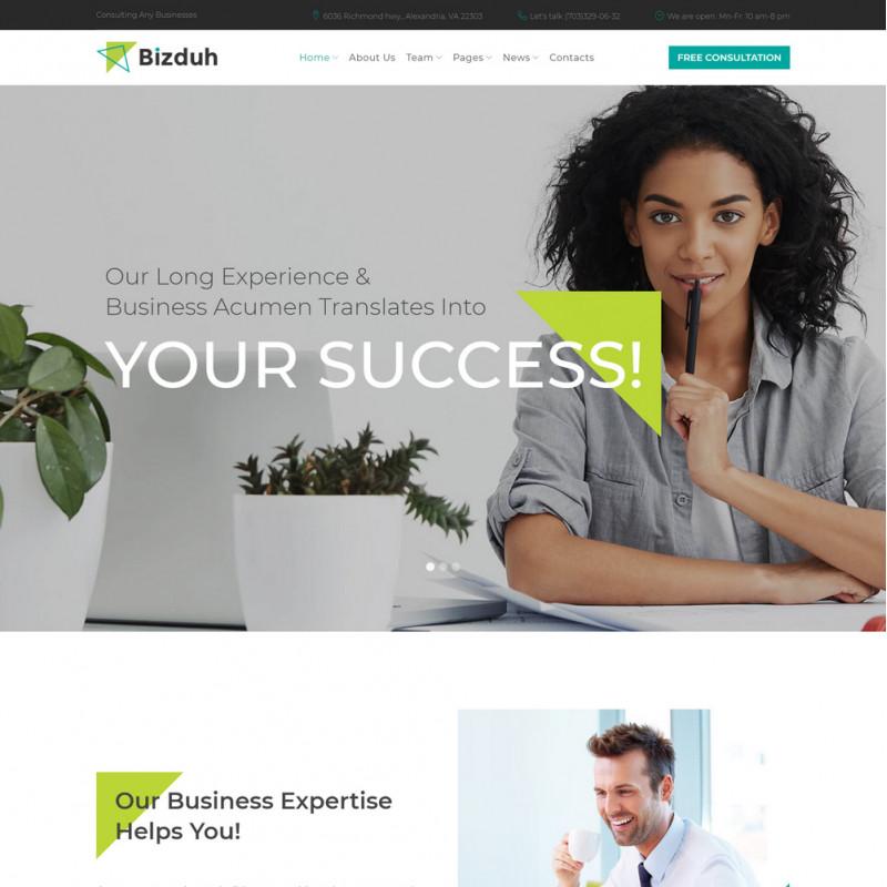 Làm website kinh doanh 70