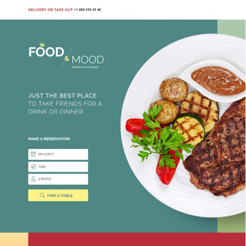Thiết kế  Landing Page  04