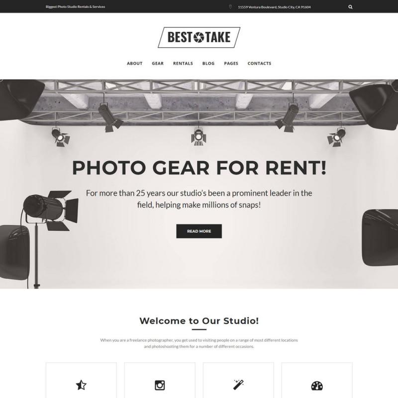 Làm website nhiếp ảnh 42