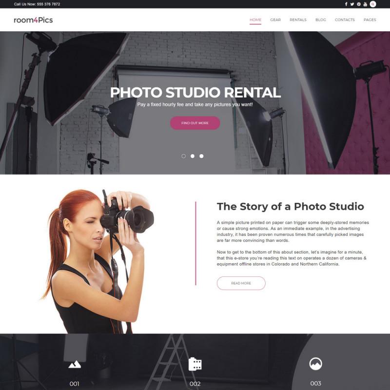 Làm website nhiếp ảnh 49