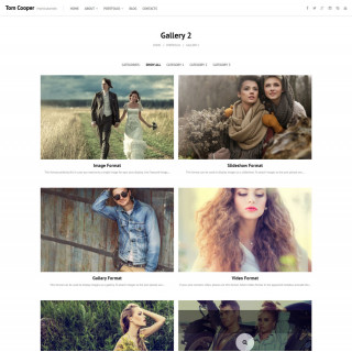 Làm website nhiếp ảnh 57