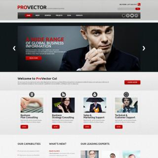 Làm website tài chính 91