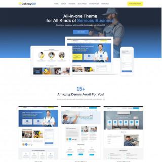 Làm website dịch vụ bảo trì 01