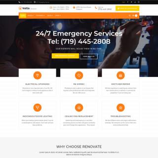 Làm website dịch vụ bảo trì 06
