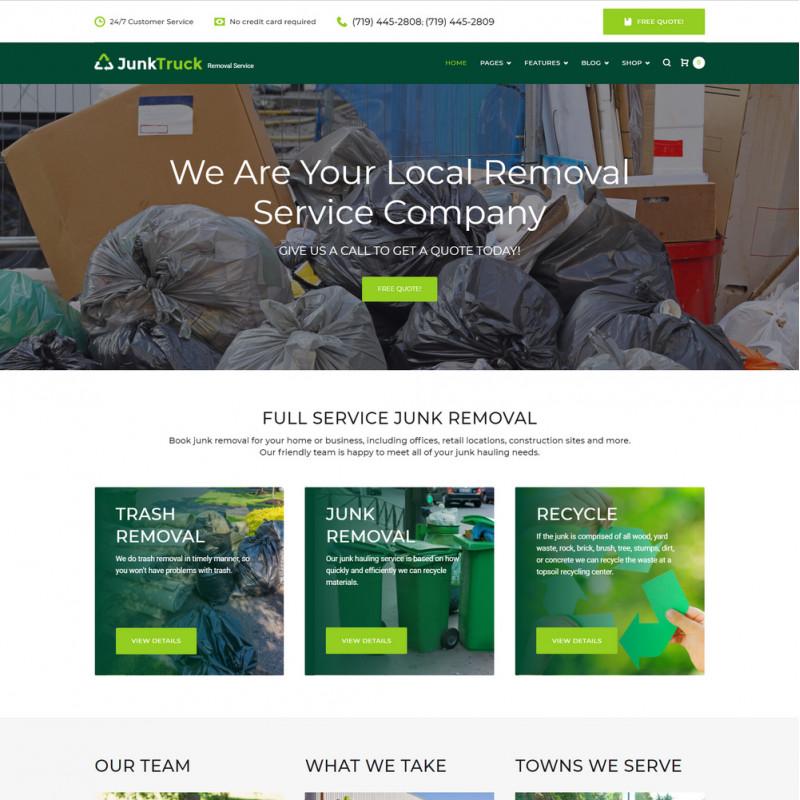 Làm website dịch vụ bảo trì 15