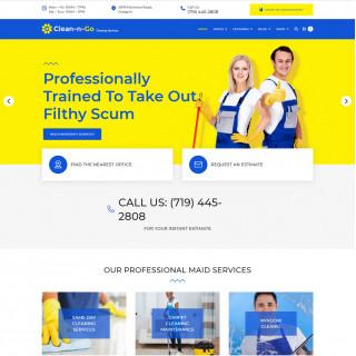 Làm website dịch vụ bảo trì 17