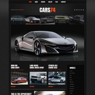 Làm website ô tô 102