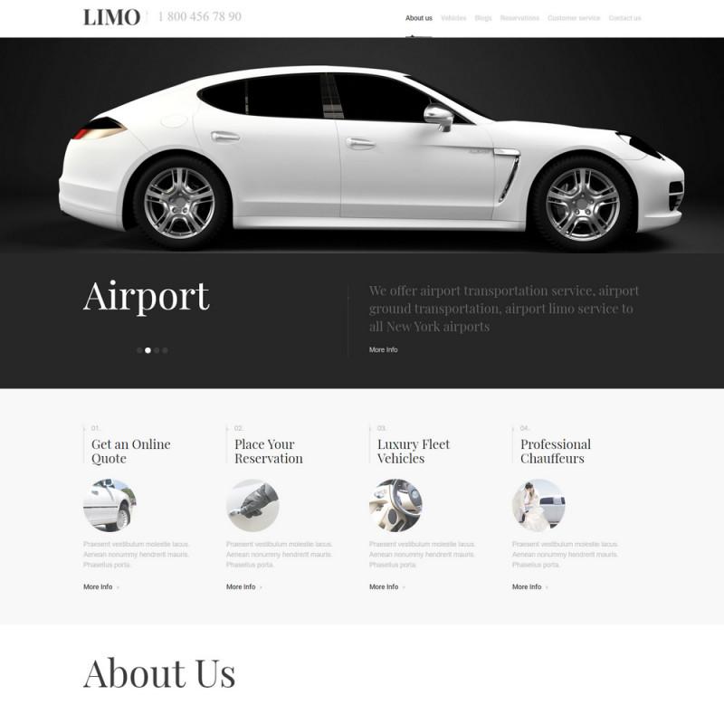 Làm website ô tô 103
