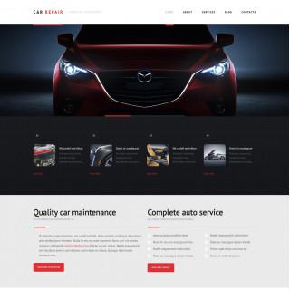 Làm website ô tô 104