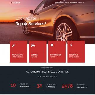 Làm website ô tô 39