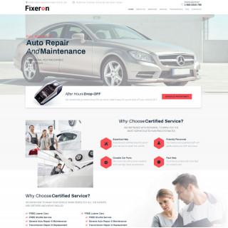 Làm website ô tô 40