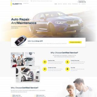 Làm website ô tô 44