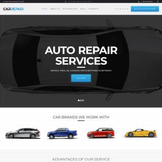 Làm website ô tô 53