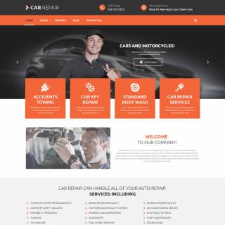 Làm website ô tô 54
