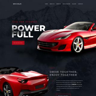 Làm website ô tô 55