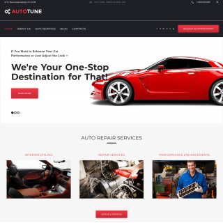 Làm website ô tô 61