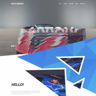 Làm website ô tô 63