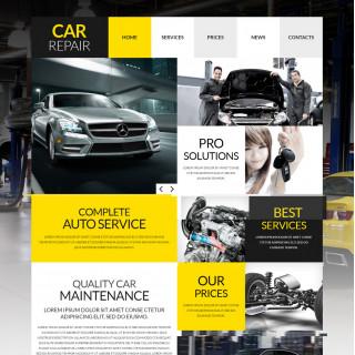 Làm website ô tô 62