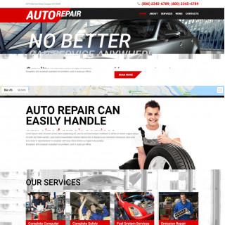 Làm website ô tô 64
