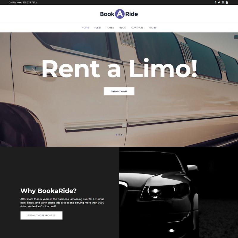 Làm website ô tô 68