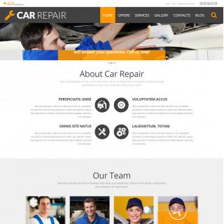 Làm website ô tô 75