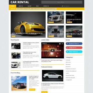 Làm website ô tô 76