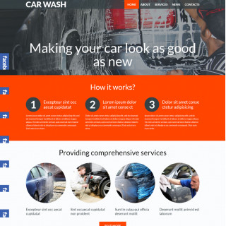 Làm website ô tô 78