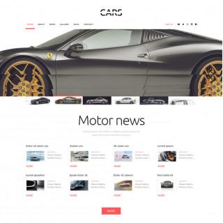 Làm website ô tô 84