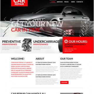 Làm website ô tô 85