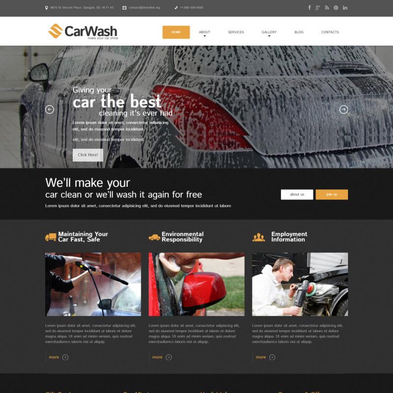 Làm website ô tô 88