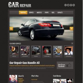 Làm website ô tô 91